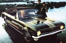 1970 års HT-serie Monaro GTS350, nya stripes var den enda egentliga förändringen från HG-serien