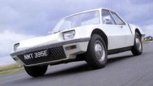 P9 kom att byggas som körbar prototyp 1970 men kallades P6BS