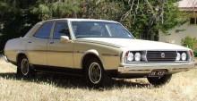 P10 blev i slutändan Leyland P76 i Australien en kortlivad modell som byggdes 1973-76-