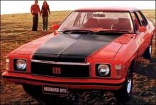 1975 Holden HJ Monaro GTS sedan