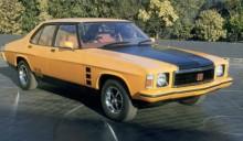 1976 HX Holden Monaro GTS Sedan