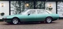 Specialare, Robert Jankels (Mannen bakom panther-bilarna) firma Le marquis byggde limousine på en 400i.