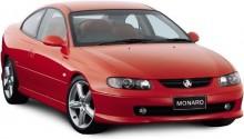Med nya Holden Monaro VX GTS som presenterades 2002, sluts cirkeln med att återigen tillverka en Opel-baserad coupé med Chevroletmotor.