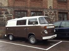 VW 1977 vid Hagabion