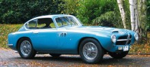 ... som snart ersattes av carozzeria Tourings betydligt mer eleganta form.