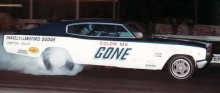 Colo me Gone II, F/X Charger funnycar