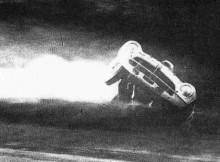 Pegasos racingsatsningar slutade oftast på det här viset...