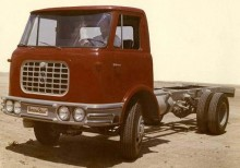 berliet-baserade Barreiros TT90-21 1959