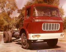Barreiros Halcon 1961