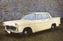 1962 Simca Alvorada, snikmodellen
