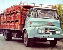 Sava FH-800 1964, Sava byggde brittiska Leylands på licens, köptes upp av Enasa och Pegaso 1968