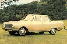 för 1967 genomfördes en facelift med kanske inte allt för lyckat resultat, Esplanada hette enda modellen detta år