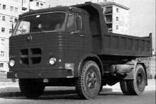 Pegaso 1065 serien kom 1965 och rönte en hel del framgång utomlands