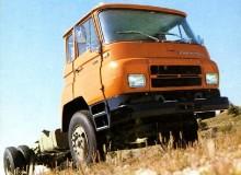 Nya Barreiros, med reviderad kaross efter Chryslers övertagande, denna heter 4217A