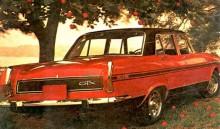 1969 Chrysler Regente GTX