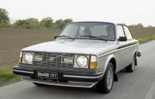 En av de absolut ovanligaste varianterna: Volvo 242 GT.