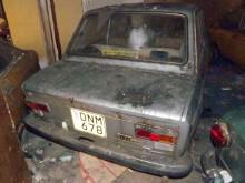 Fiat 128 Special, nästan utrotad i vilt tillstånd...