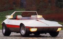 Runabout från Bertone 1969
