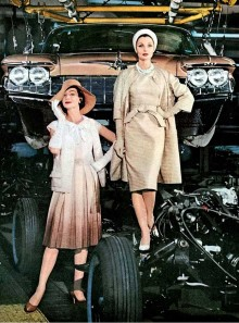 Imperial fashion 1960