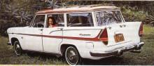 1963 Simca Jangada, stationsvagnen som vi här annars känner under namnet Marly.
