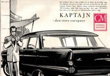 Den Danska Kaptajn 1960