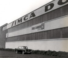 Simca do brasil 1959
