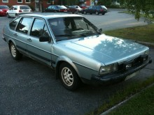 VW Passat CL Turbodiesel 1983