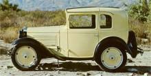 American Austin 1930