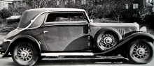 Juvelerare Anderssons volvo 1933