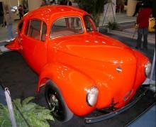 1937 Lewis Airomobile