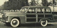1949 Keller Super Chief wagon