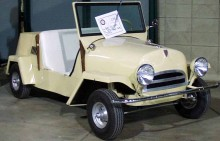 1956 King Midget roadster