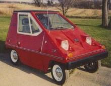 1975 Sebring-Vanguard CitiCar