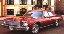 Plymouth Gran Fury Brougham 1977
