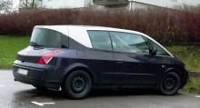 Avantime 2002 års modell, intagen till sverige 2010, siktad i Mölnlycke