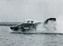 SAAB 401 svävaren 1963