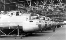 flygkroppar till lancaster-bombare
