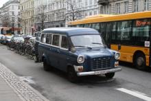 Tranist på Frederiksborggade