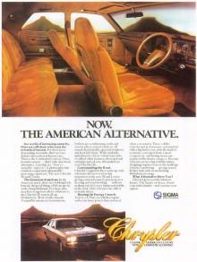 Chrysler SE 1978  sydafrika
