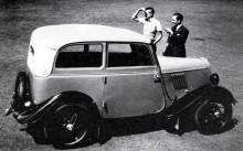 1933 Ford model Y Volkstyp