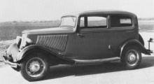 1934 Ford Rheinland