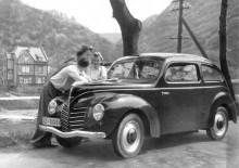 Nya Ford Taunus 1939