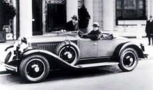 """Harley med La Salle 1927 den första """"designade"""" bilen"""