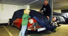 ags att ställa in bilen tyckte Fredrik när oktober närmade sig sitt slut – naturligtvis blev november en torr höstmånad med ljummen temperatur.