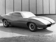 Plymouth Barracuda 1975 proposal 1