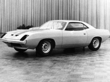 Plymouth Barracuda 1975 proposal 5