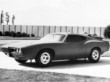 Plymouth Barracuda 1975 proposal 3