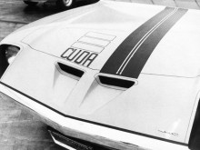Plymouth Barracuda 1975 proposal flushed snoot