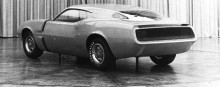 Plymouth Barracuda 1975 proposal 2
