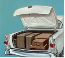 Bakljusen var starkt förenklade. Några förändringar gjordes inte på Scotsman från 1957 till 1958.